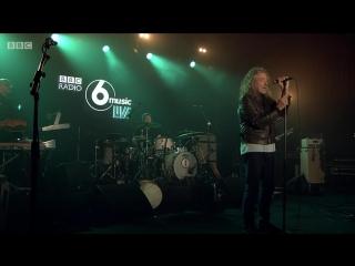 Robert plant - 2017-10-06 - bbc radio 6 music live, london