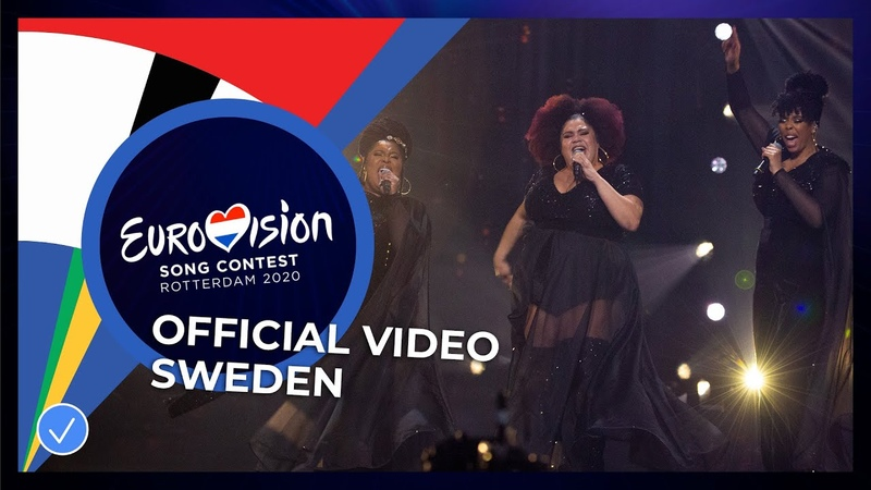 The Mamas Move Sweden 🇸🇪 Official Video Eurovision 2020