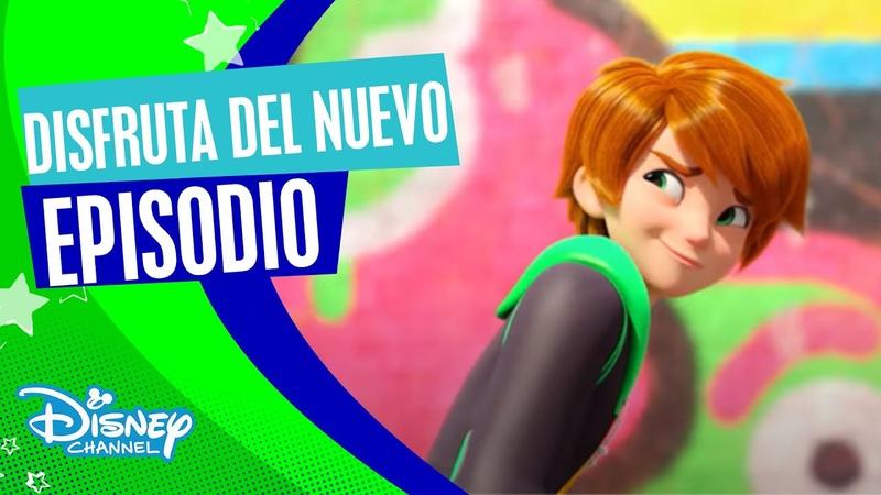 Ghostforce Episodio completo Bananahelado Disney Channel Oficial