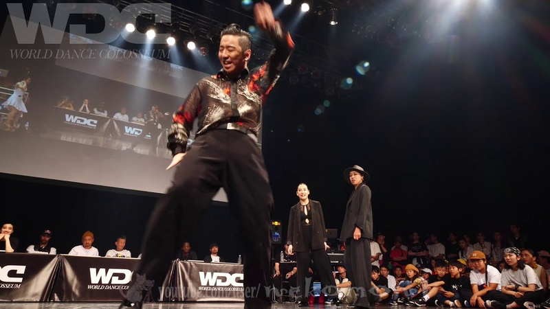 Sangria おかよ 都瑠 vs MASTER PIECE Yoonji Jeem FINAL WAACKIN' WDC 2019 World Dance Colloceum WDC
