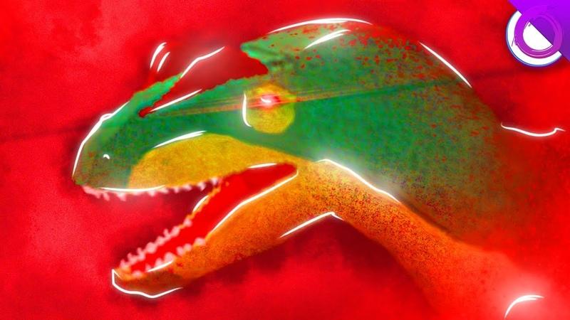 Аллозавр в Роблокс Бесплатно Симулятор Дино Sevitor Roblox