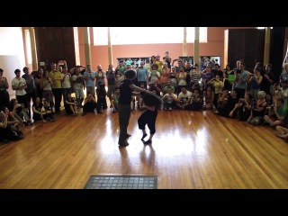 Demo Brazil Central 2013 // Music Impossible // Xandy Liberato & Evelyn Magyari