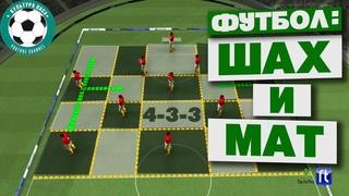 Футбол это шахматы. Как стать сильным футболистом учимся у Криштиану Роналдо и Магнуса Карлсена
