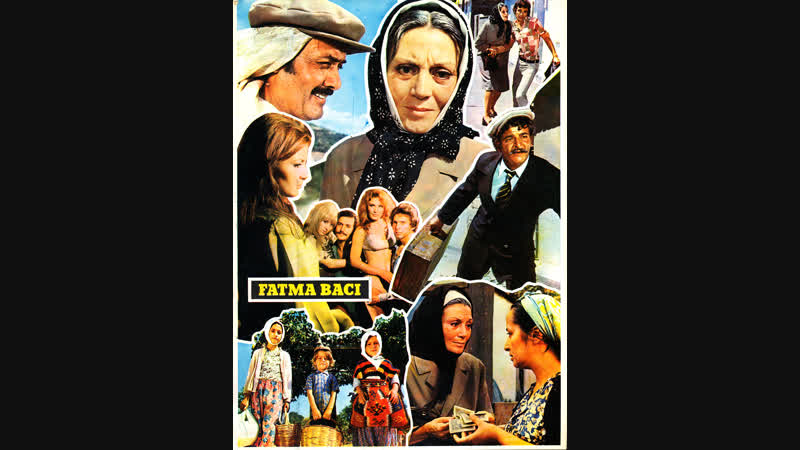 Fatma Bacı 1972 Yıldız Kenter Fatma Belgen