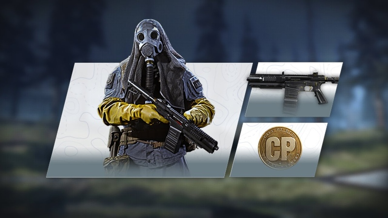 Call of Duty® Warzone - стартовый комплект [PC RU]