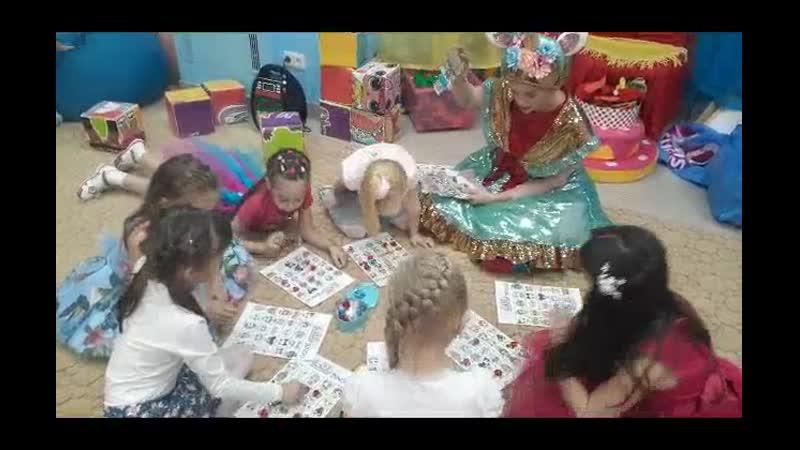 Кукла LOL и радужное шоу на День Рождения девочке