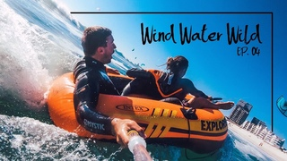 Kitesurfing Cape Town, South Africa - Wind | Water | Wild - - Ep. 04: Kite Beach Downwinder