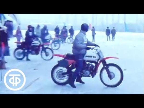На старте рокеры Добрый вечер Москва Эфир 13 02 1988