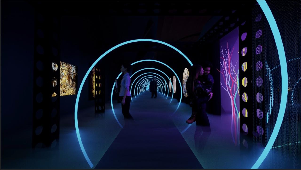 Выставка Mystic Universe