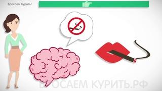 Ролик 16. Чем заменить сигарету? Бросаем курить! 2018
