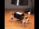 Мендосинский бесколлекторный магнитно-левитационный мотор Ларри Спринга