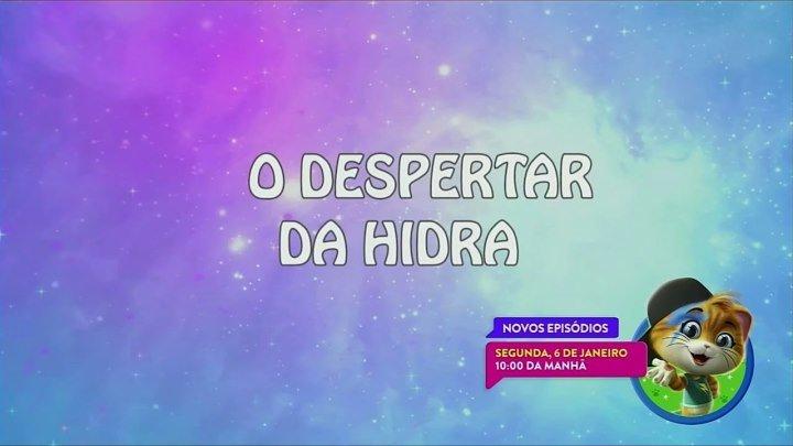 O Clube das Winx: Temporada 8 Episódio 10 O Despertar da Hidra Português Brasileiro