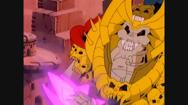 Воины скелеты Skeleton Warriors Столкновение и последствия часть 2 13 Серия