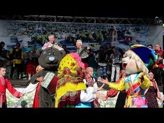 """Областной фестиваль """"Сурская гармонь! в р.п. Мокшан 2020 г. Гость фестиваля Валерий Семин"""