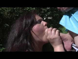 Helina K - Big Titted Housewife Enjoying A Hard Cock [HD 1080, BBW, Big Tits, Blowjob, Mature, MILF, Sex, Titfuck, Зрелые]