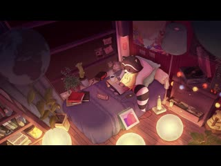 Lofi hip hop radio - Nighttime study [Official Chillhop Music wallpaper]