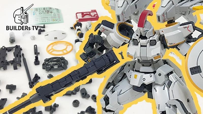 Wing Gundam vs Tallgeese - RG TALLGEESE EW Speed Build Up Review