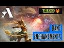 Bant Enchantments в Стандарте МТГ Арена Терос Колода для подписчика