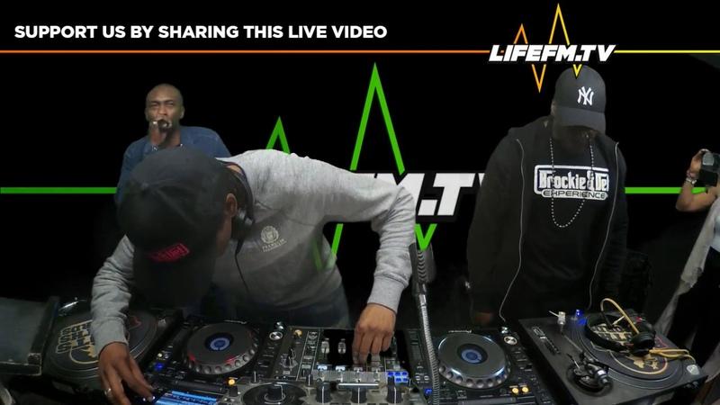 DJ Brockie and MC Det