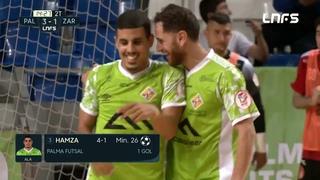 Palma Futsal - Futbol Emotion Zaragoza Cuartos de Final Partido 1 Temp 20 21
