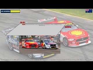 Virgin Australia Supercars Championship: Supercheap Auto Bathurst 1000,  [A21 Network Russian Motorsport Television]