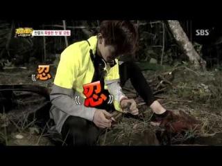 [720p] EXO's Chanyeol - Random + Make Fire + Eat + Next Week 131227