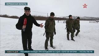 Не зная преград: кадры подготовки морпехов к АрМИ в Мурманской области