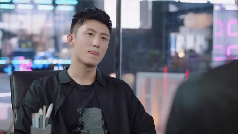 Huang Jingyu Johnny 黄景瑜🐋 Сериал Something Just Like This 《青春创世纪》 We Are Young