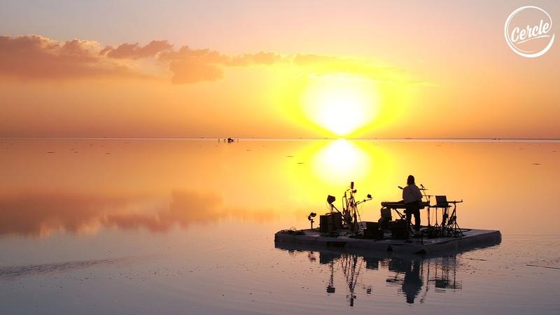 FKJ live @ Salar de Uyuni in Bolivia for Cercle