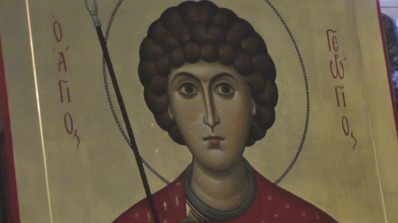 Николаевкий Георгиевский монастырь в с Абабково отметил юбилей