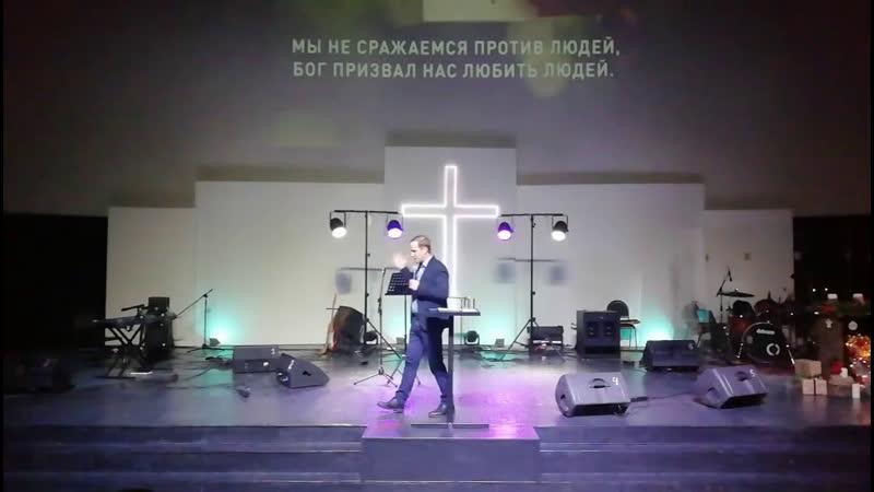 Евгений Корноушкин: Козни дьявольские или как победить сатану?