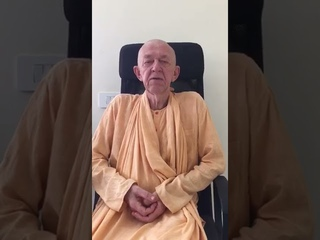 Video message from BVV Narasimha Swami,