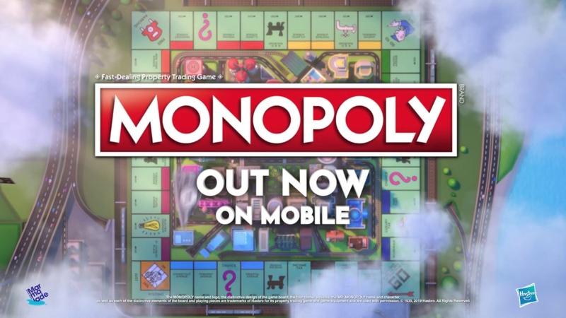 Monopoly Premium Геймплей Трейлер