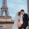 Свадьба в Париже/Свадьба в Провансе/Вся Франция