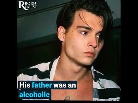 Johnny depp life story