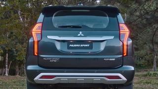 2021 Mitsubishi Pajero Sport — Interior, Exterior and Driving / Perfect off-roader SUV