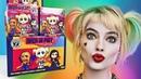 Сюрпризы Funko ХИЩНЫЕ ПТИЦЫ: ПОТРЯСАЮЩАЯ ИСТОРИЯ ХАРЛИ КВИНН 2020 игрушки фильм DC Comics unboxing