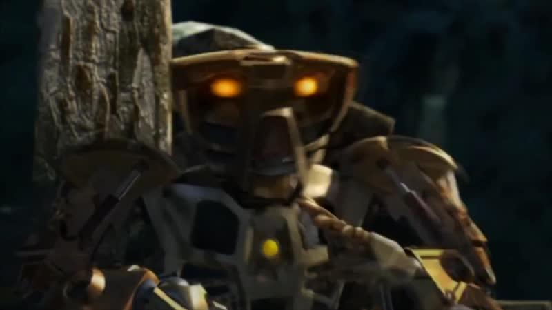 Дубляж Бионикл