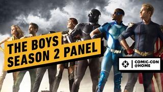 The Boys Season 2 - Official Panel | Comic Con 2020