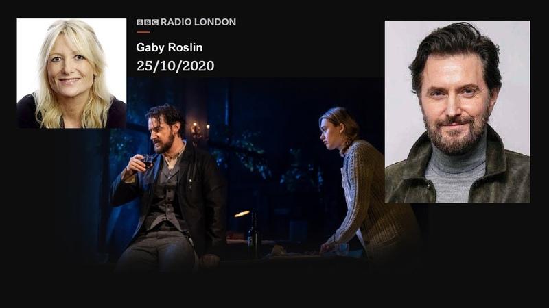 Ричард Армитидж в эфире BBC Radio London
