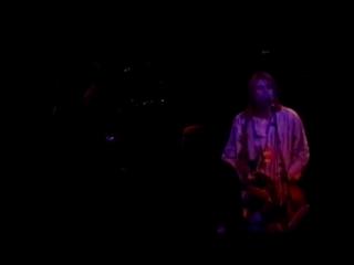 "Nirvana ""negative creep"" / pink's garage, honolulu, hi /"