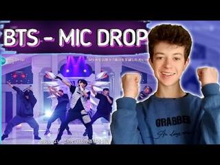 BTS 'MIC DROP' FNS MUSIC FESTIVAL 2020 LIVE PERFORMANCE | REACTION/ РЕАКЦИЯ