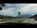 Германия. Автобан Мюнхен- Зальцбург
