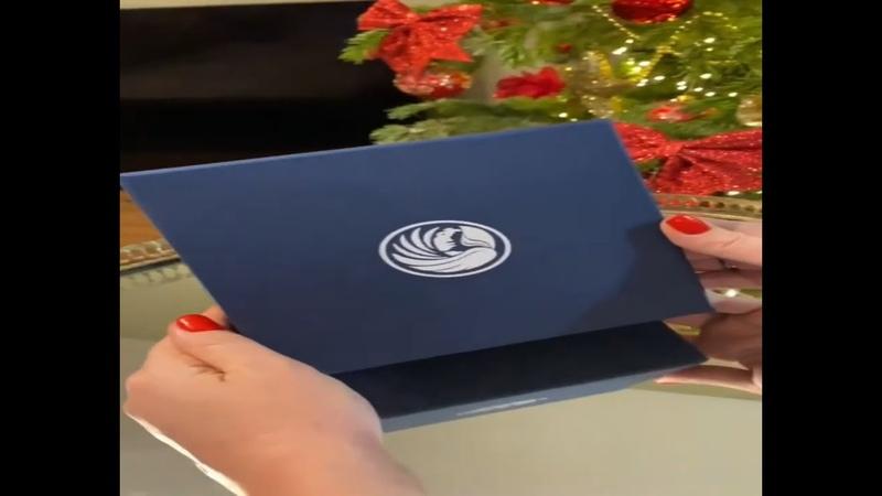 Награждение от Кирилла для директоров сети и вице президента
