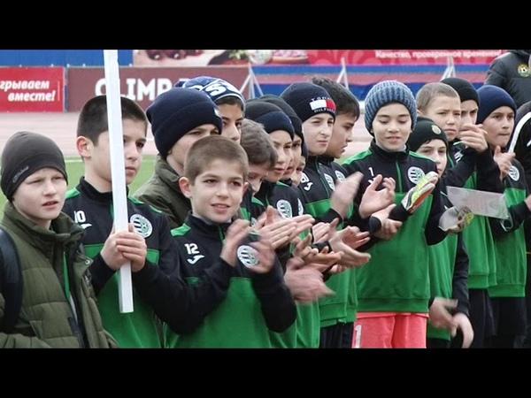 В Армавире провели турнир по футболу памяти Бориса Папикяна