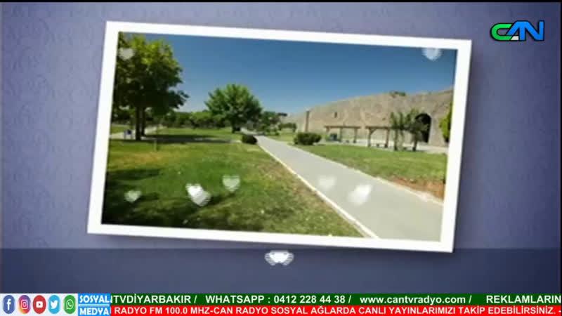 Can Tv - live via Restream.io