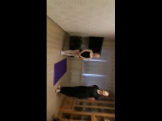 """Live: Челлендж уроки Балетной студии """"Арабеск"""""""