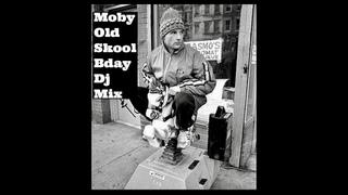 Moby Old School Birthday DJ Set