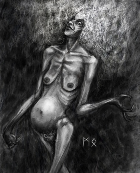 Дриады, духобабами именуемые, изображение №4