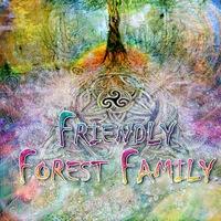 Логотип Friendly Forest Family (Закрытая группа)